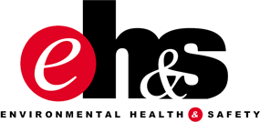 Environmental Health and Safety logo and link